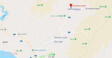Tsurunoyu_map